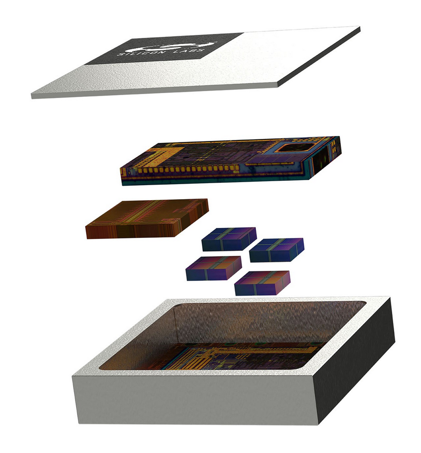 Solid State Supplies offers world's smallest Bluetooth® Low Energy (BLE) module