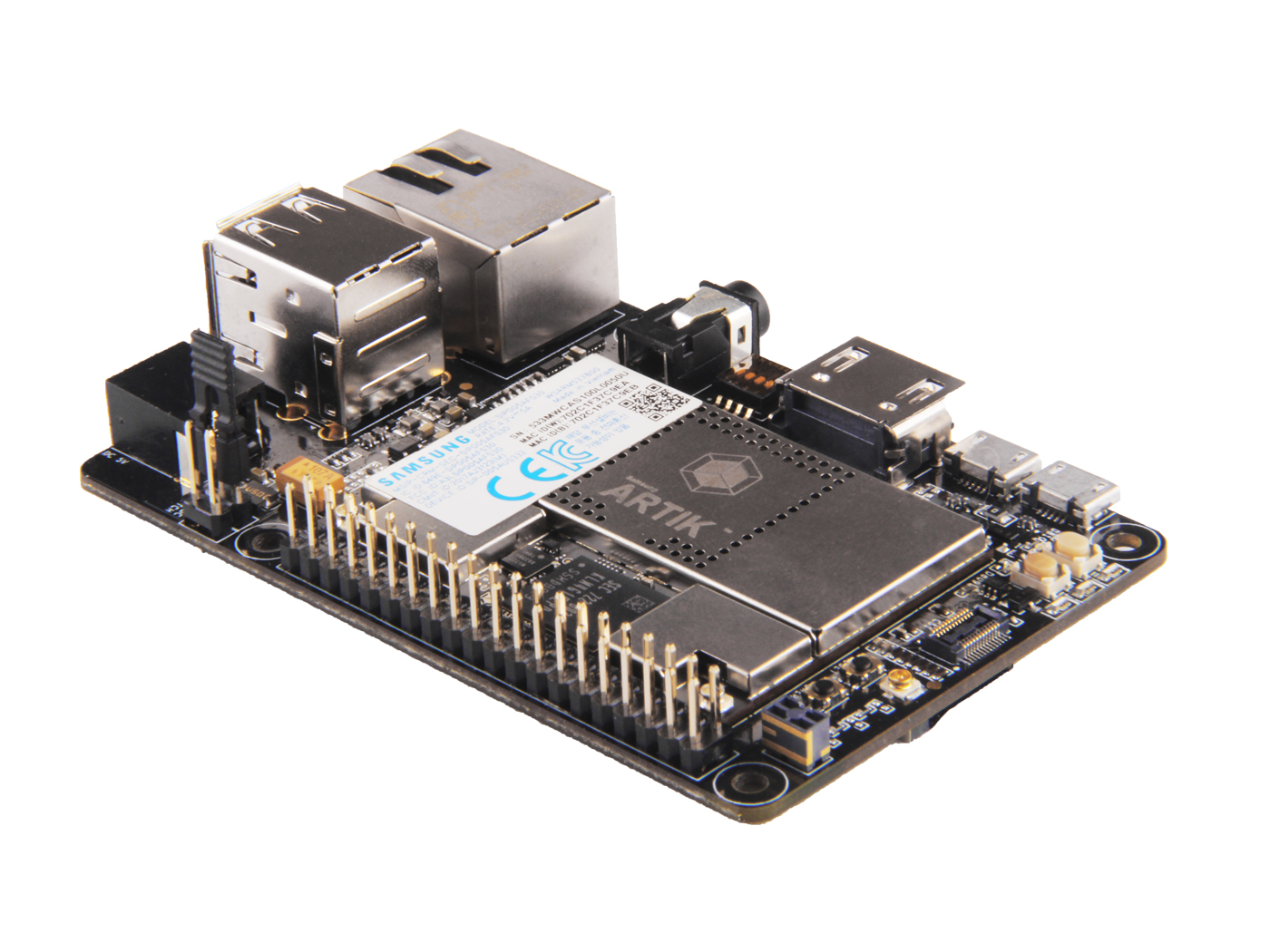 Seeed Launches Engleye-530s, A Samsung ARTIK Powered Board in a Raspberry Footprint