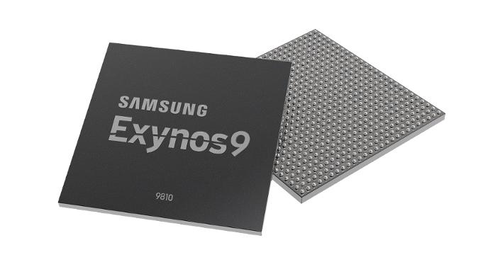 Exynos 9 series applications processor has deep learning based software