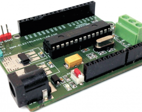 PIC Arduino for Motor Control Projects