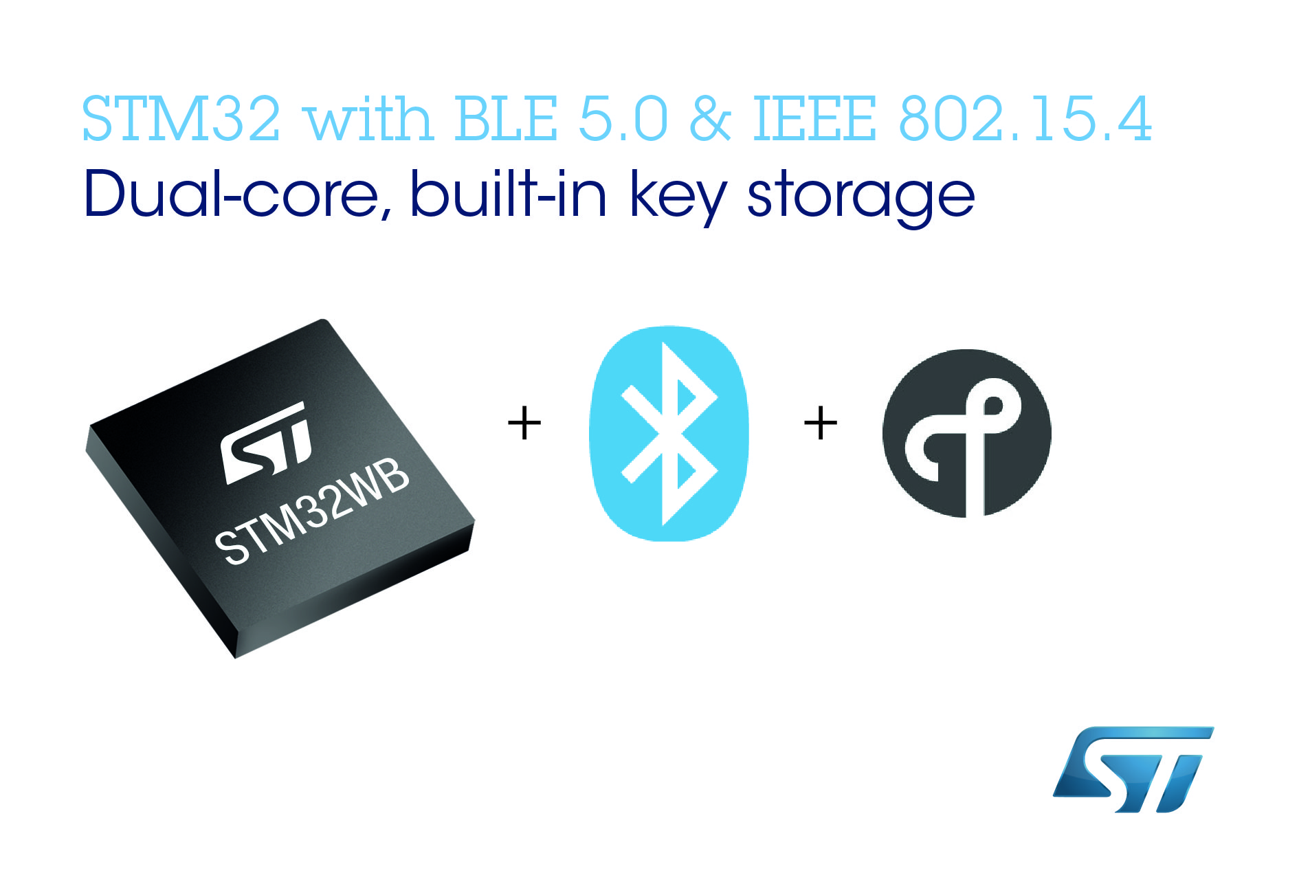 STMicroelectronics Introduces STM32WB - A SoC With 32bit ...