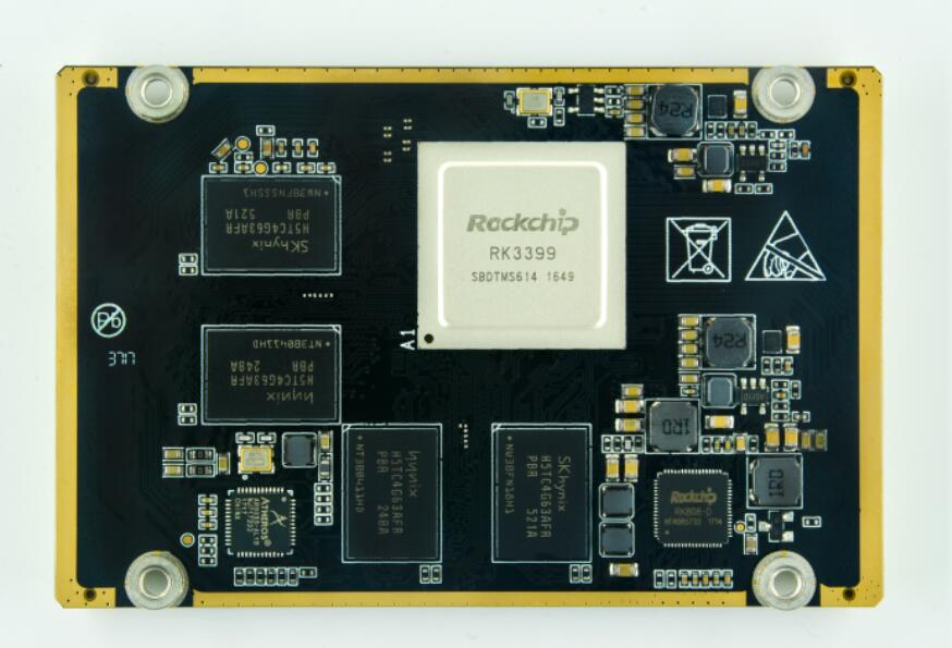 OpenEmbed Releases em3399 Rockchip RK3399 SoM plus an Evaluation Kit