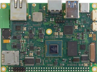 NXP i.MX8M SoC Powered ArmStone MX8M Pico-ITX SBC Runs Linux With 8GB LPDDR4 RAM