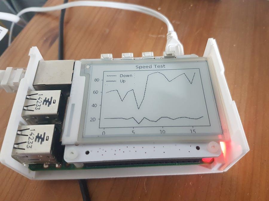 PaPiRus Netapp – Monitor your network with Raspberry Pi