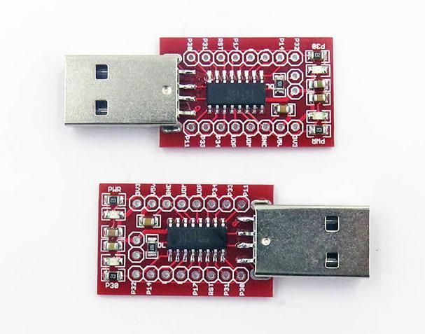 CH551 is a $1.80 USB Mini Development board based on the 8-bit C51 micro-controller
