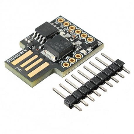 Introduction to DigiSpark – A Smaller, Cheaper and Powerful Arduino board