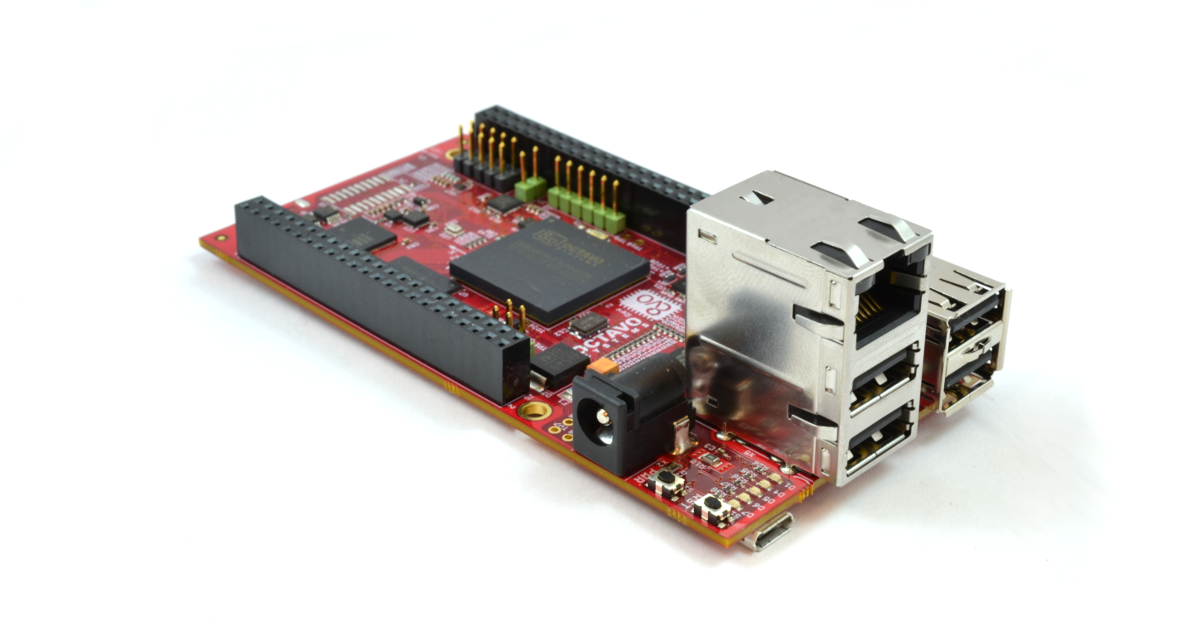 Octavo Systems Releases OSD3358-SM-RED Beaglebone Black Compatible Board