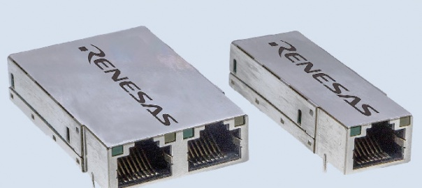 Renesas RJ45 Ethernet Module
