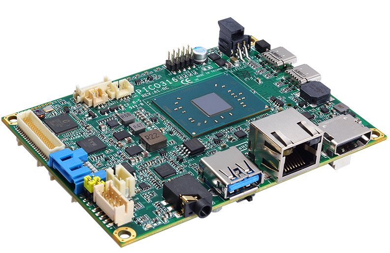 PICO316 – The New Pico-ITX  SBC Powered By Intel Apollo Lake Processors