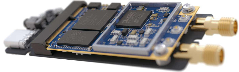 Epiq Solutions Develops Wideband RF Transceiver SDR Module Running Linux On Zynq SoC