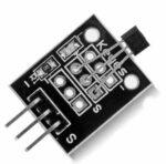 Using a Hall Effect Sensor with Arduino