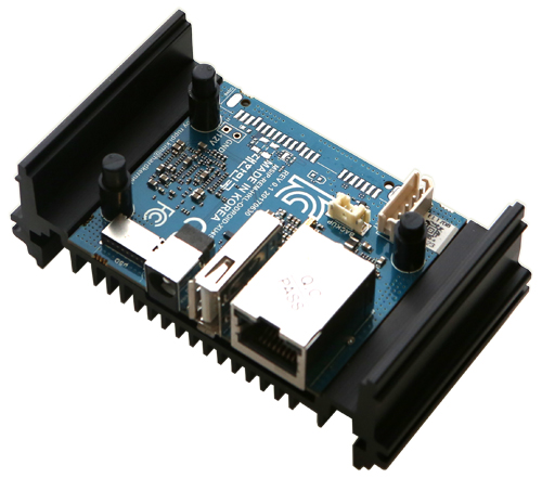 Hardkernel Launches A Single-unit Version Of Its 32-core Odroid-MC1 Cluster Computer