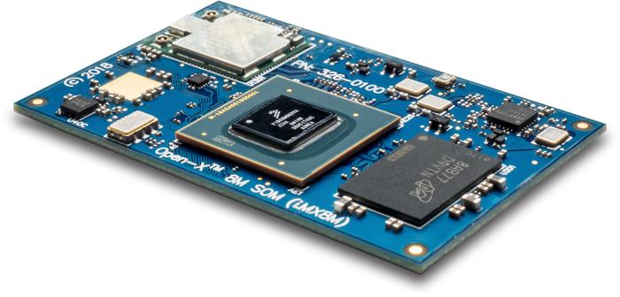 New Mini-ITX Form Factor Open-X 8M Development Kit Is Built Around i.MX8M Module