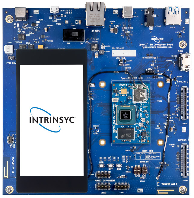 Intrinsyc Open-X 8M Development Kit
