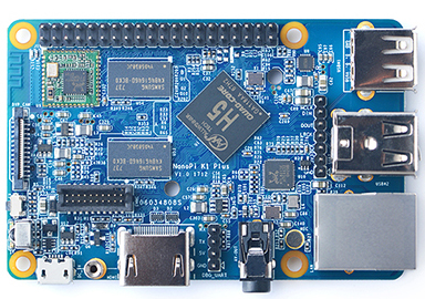 NanoPi K1 Plus – A New Open-spec SBC By FriendlyElec Powered By Allwinner H5 SoC