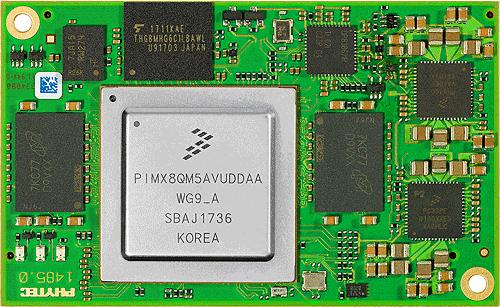 phyCORE-i.MX 8 module