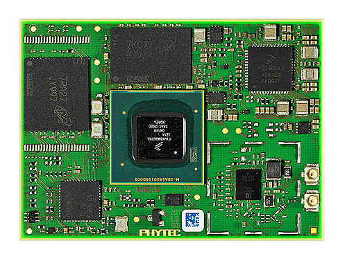 phyCORE-i.MX 8M module