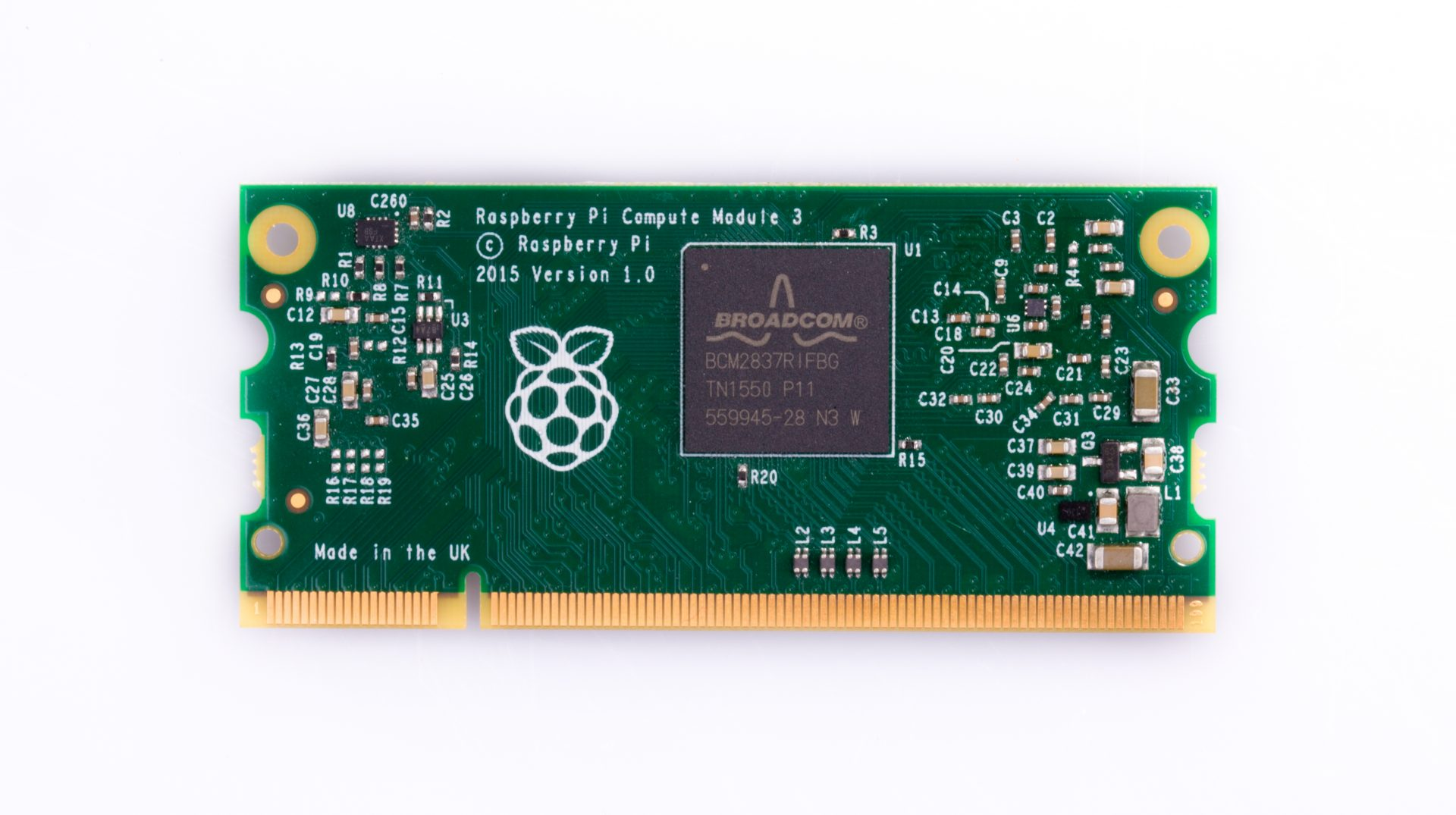 CM3-PANEL – A Panel PC based on the Raspberry Compute Module 3