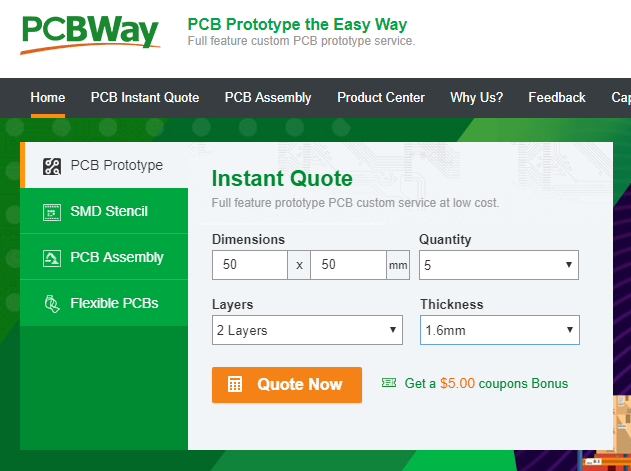 Making your first Circuit Board – Getting started with PCBway [Part