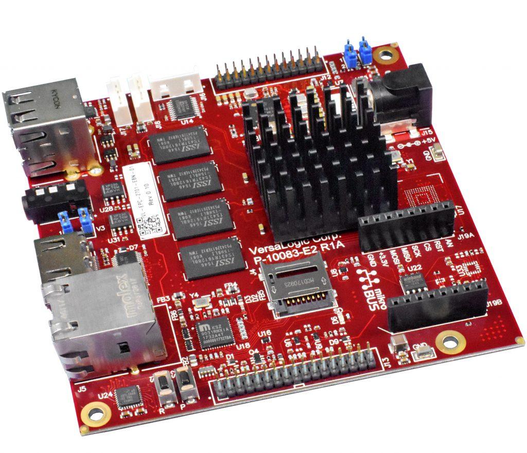 Zebra SBC – ARM based Single Board Computer from VersaLogic