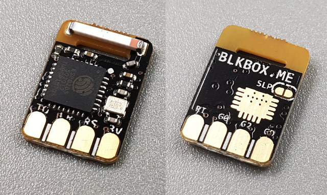 BlkBox BB-E01P – The World's Smallest ESP8285-Based WiFi Module