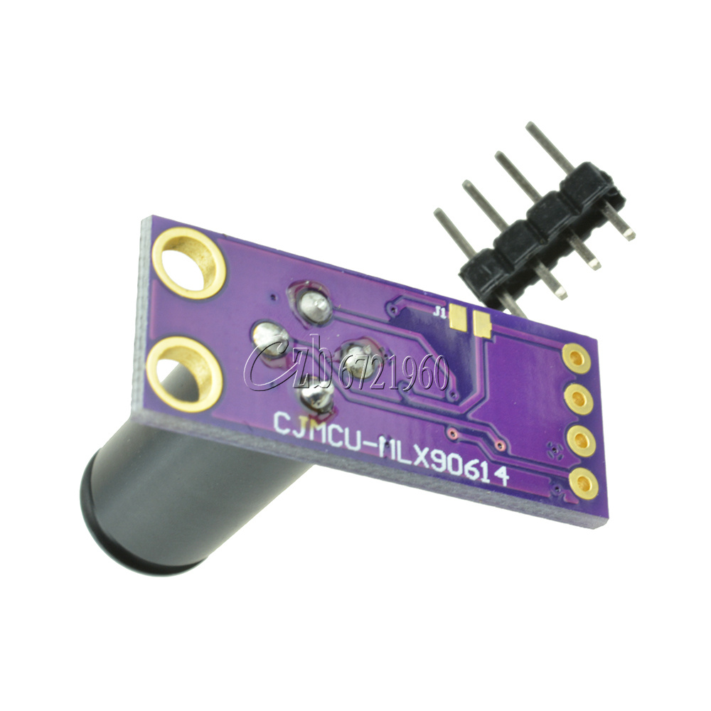 infrared non-contact temperature measurement module for DIY body temperature