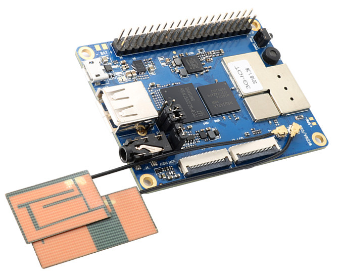 Orange Pi 3G IoT Board
