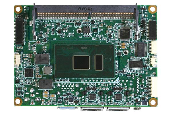 AAEON's Intel Core-Powered PICO-KBU4 will Help Your Applications Take Flight