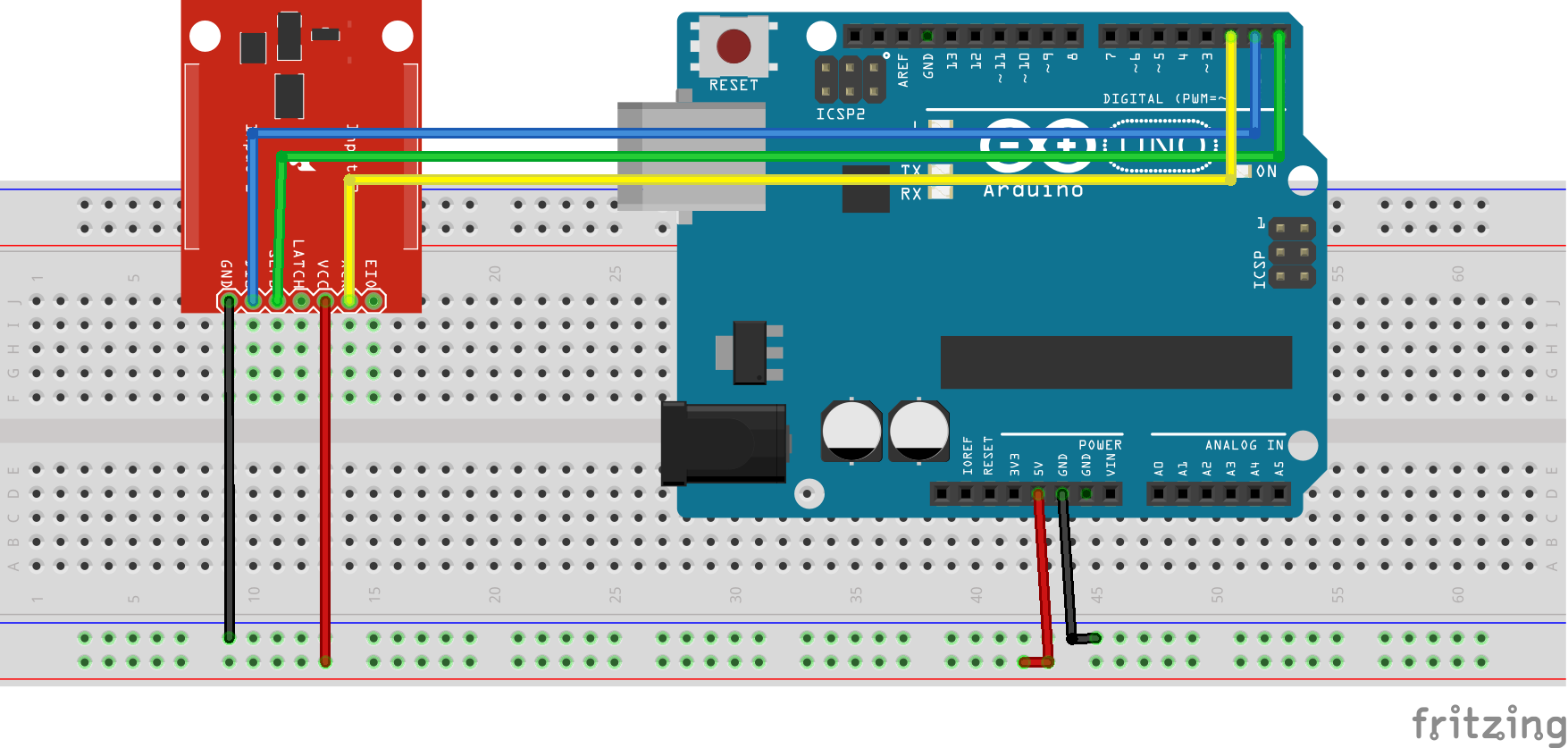 Using Waveshare 43 E Paper Display With Arduino Electronics Lab Soundlevel Meter Circuit Diagram Electronic Diagrams Schematics