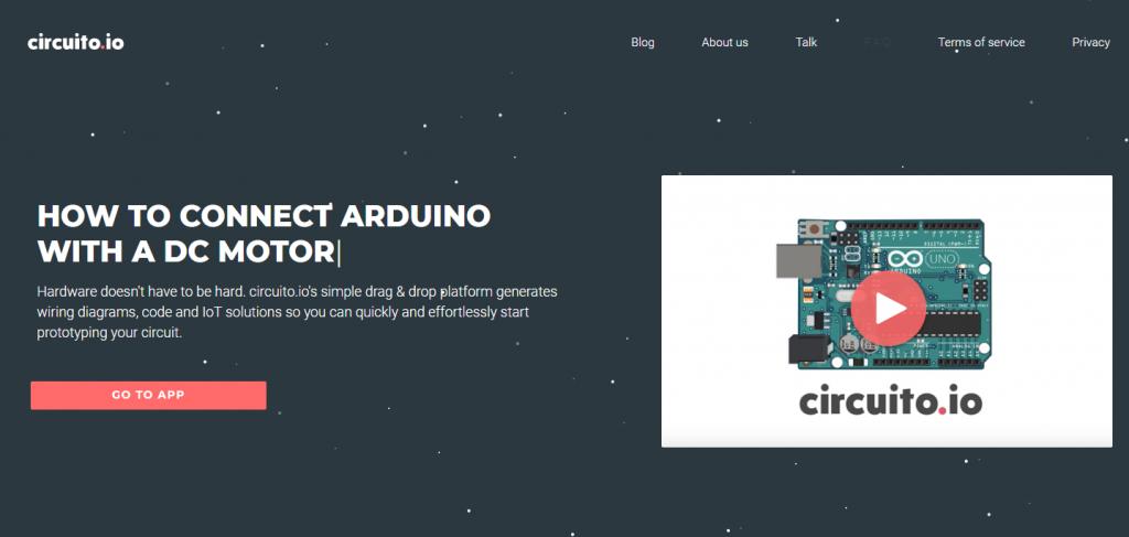 CIRCUITO.IO: A Platform for idea Development