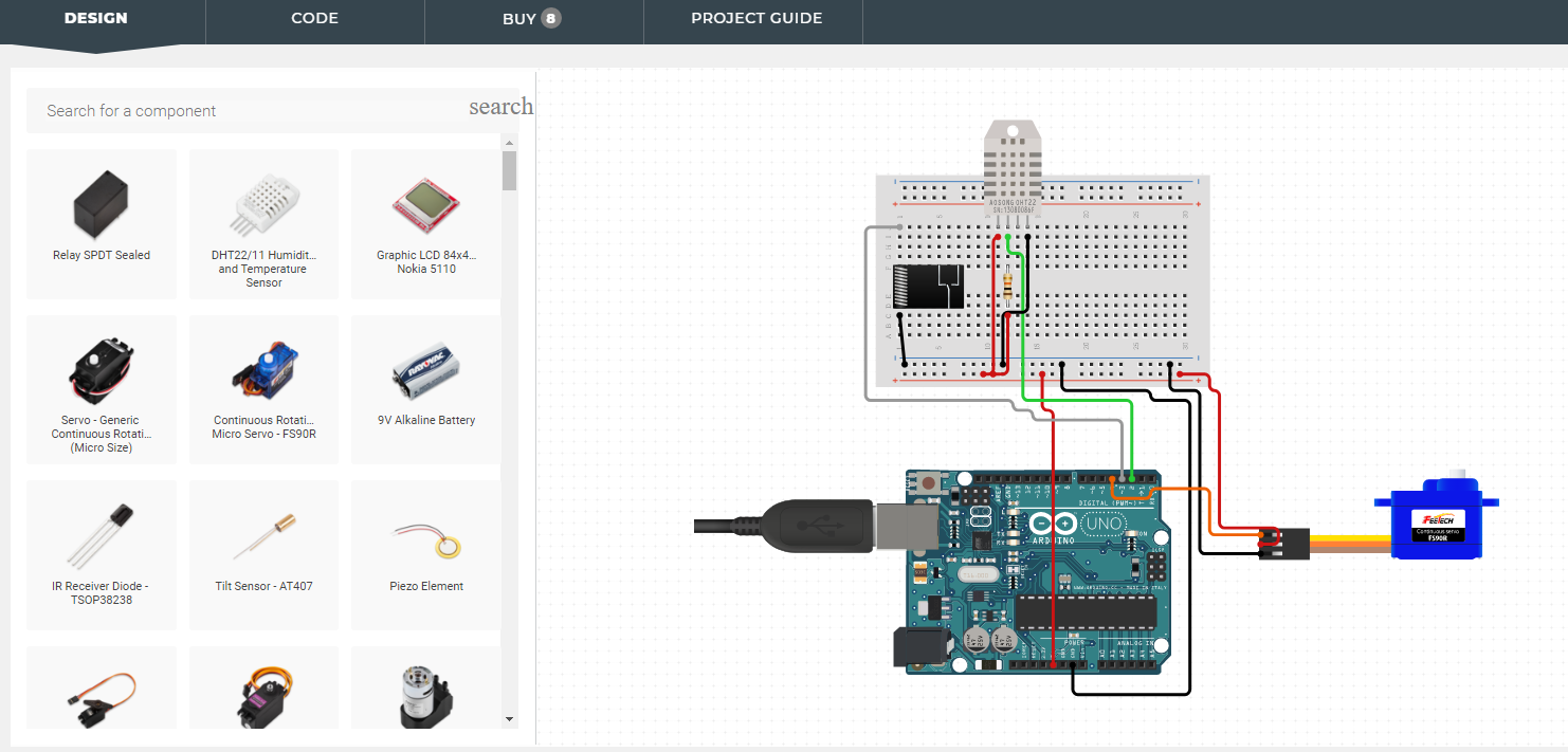 Circuitoio A Platform For Idea Development Electronics Lab Project Circuit You Here Check Out All The Materials Available And Then Select Your Preferred Options Choose Components Want Or Think Need