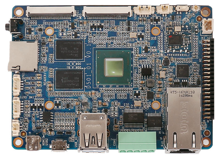 Estone EMB-2610 board
