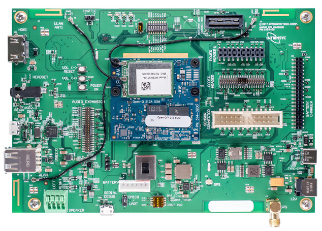 Google Reveals Four New ARM-based production Boards For Android Things 1.0