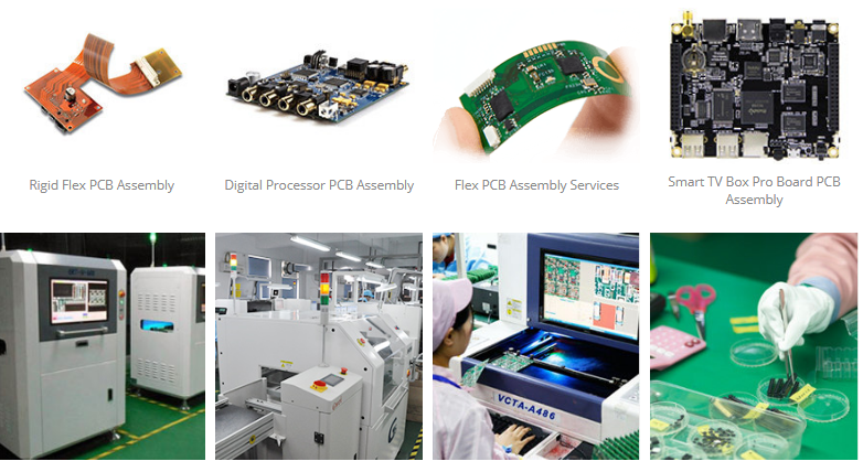 PCBWay Low Cost Prototype PCBA Services starts at just $88 for 10