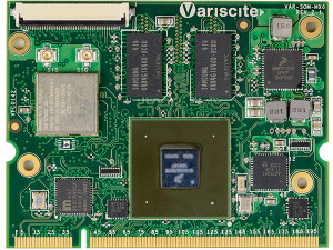 New Wireless VAR-SOM-MX6 Adds Supports For i.MX6 QuadPlus SoC