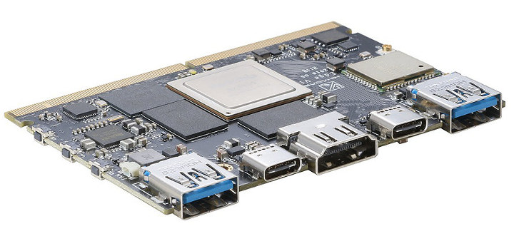 A Blend of Two Worlds – A SBC and a System-on-Module Powered by Rockchip RK3399