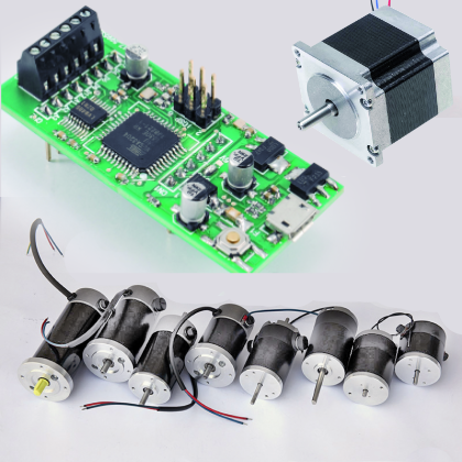 OPEN MOTOR CONTROL – An open source motor controller for everyone