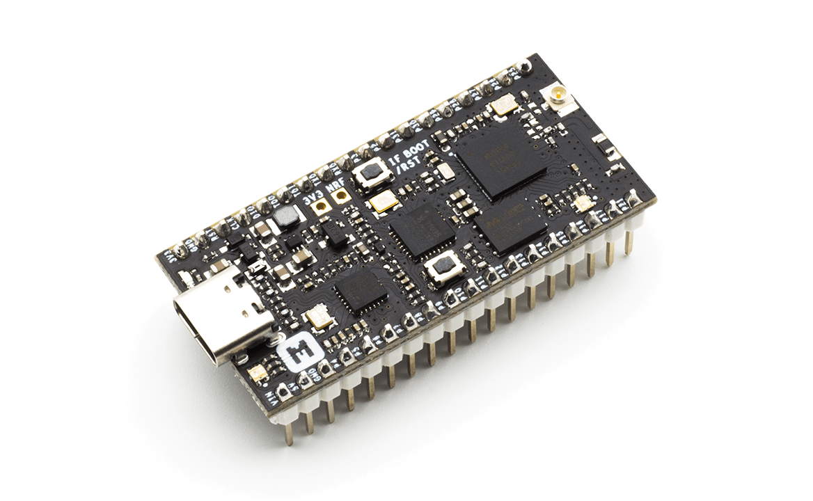 The Makediary nRF52840 board