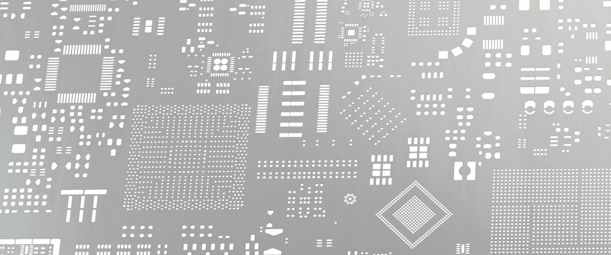 PCBWay Offers Low Cost SMD Stencils