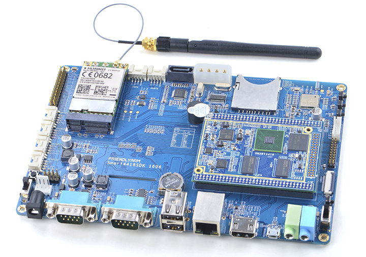FriendlyELEC Launches a new Samsung Powered Octa-Core Board