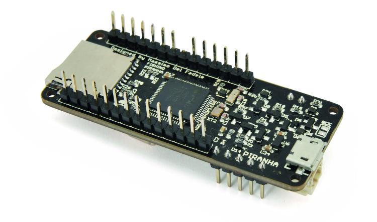 The Fishino Piranha – A Development Board With 120MHz 32bit Microcontroller