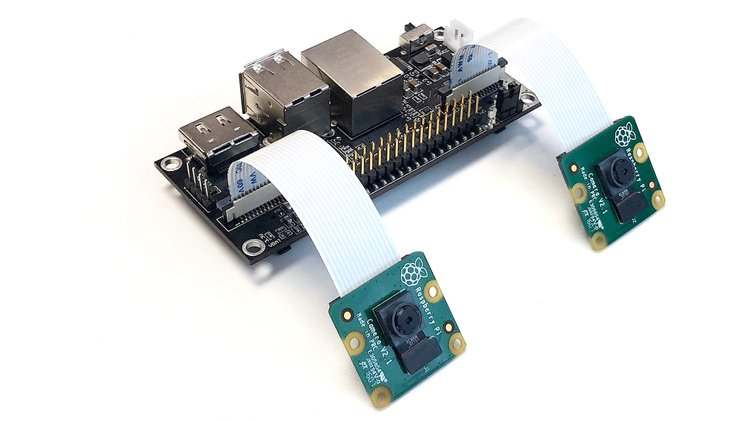 StereoPi – Clever stereoscopic camera with Raspberry Pi