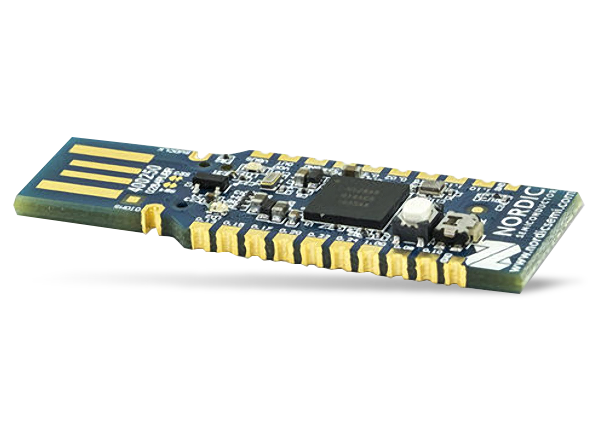 Low-cost USB dongle for wireless designs