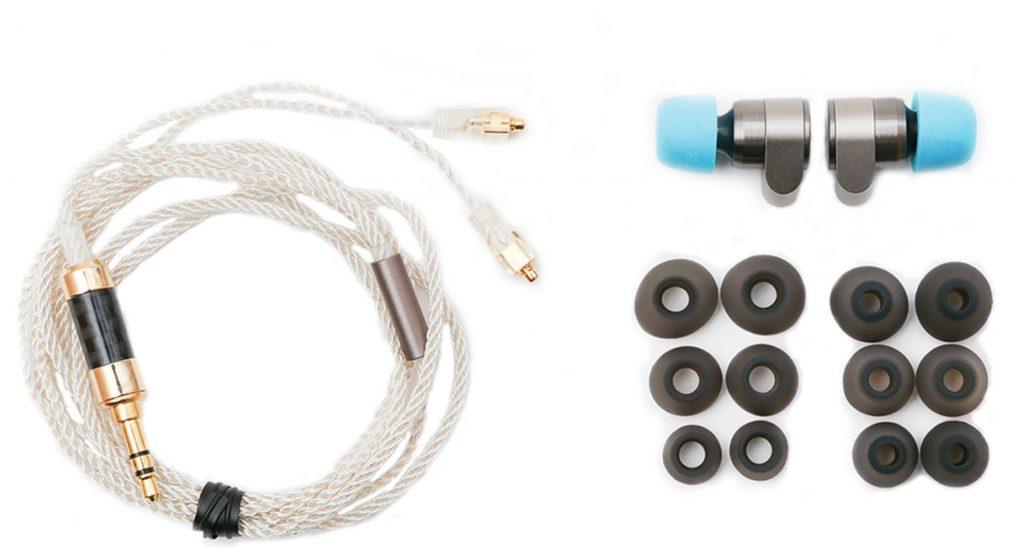 The TIN Audio T2 In-Ear Earphone & The KZ ZSA Hybrid In-Ear Earphones