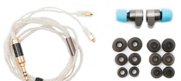 Tin T2 in-ear earphones