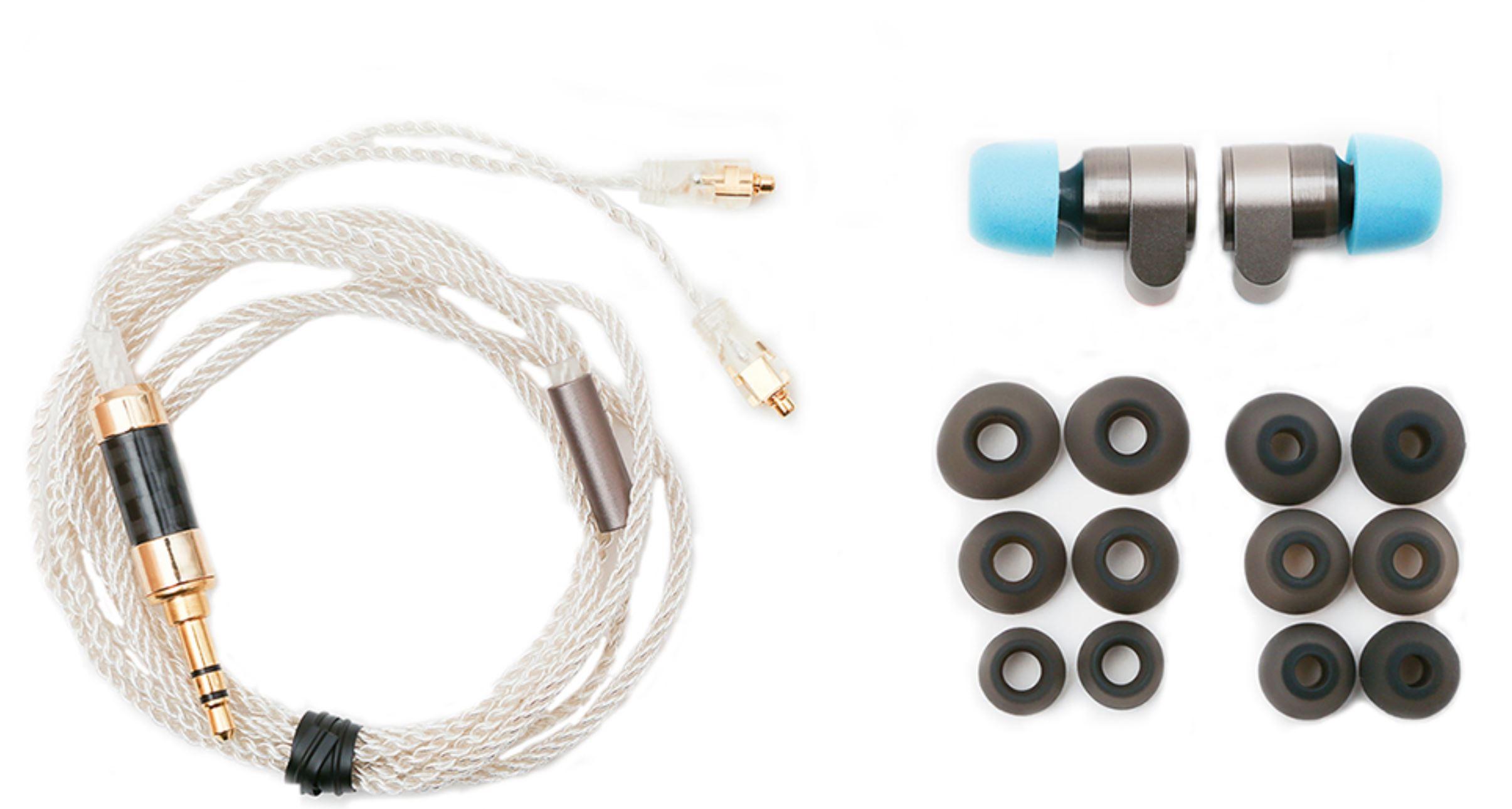 Tin T2 in-ear earphones