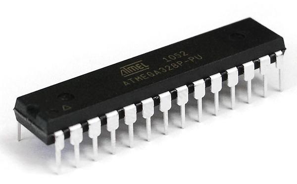 Programming Atmega328p Microcontroller with Arduino IDE