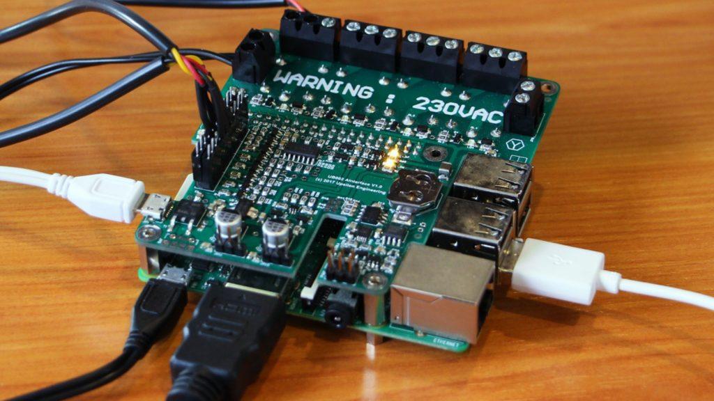 BioControle – A Raspberry Pi Based Green house Control Center