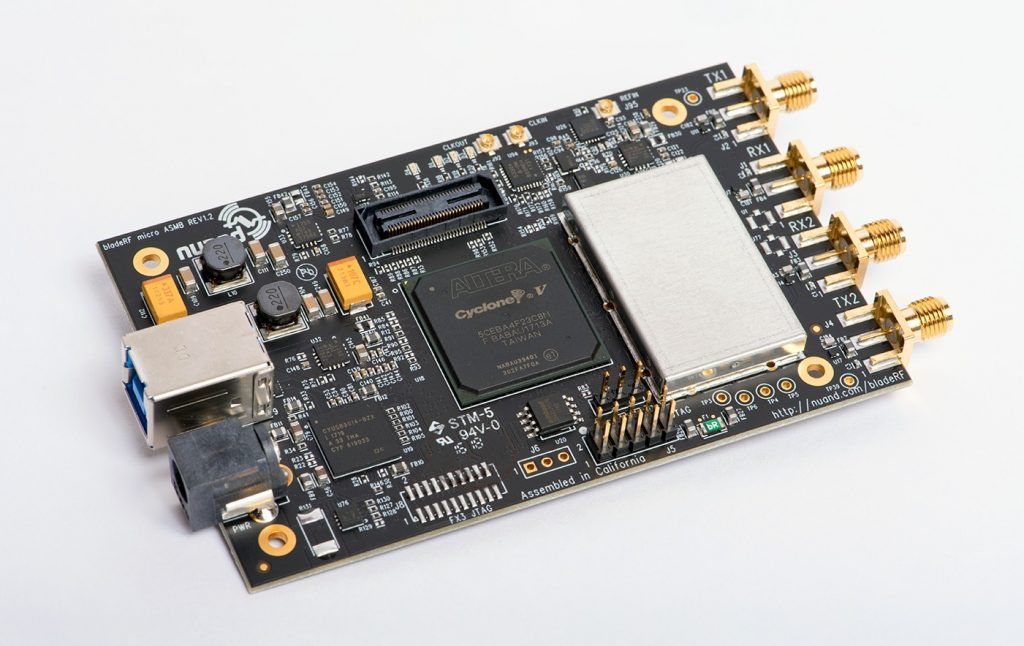 Nuand's Launches the BladeRF 2.0 Micro With FPGA Support