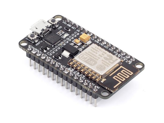 Getting Started with the NodeMCU (ESP8266 Based Development Board)